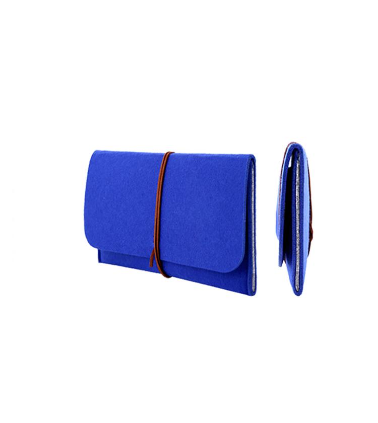 Felt Mobile Phone Pouch Case Bag