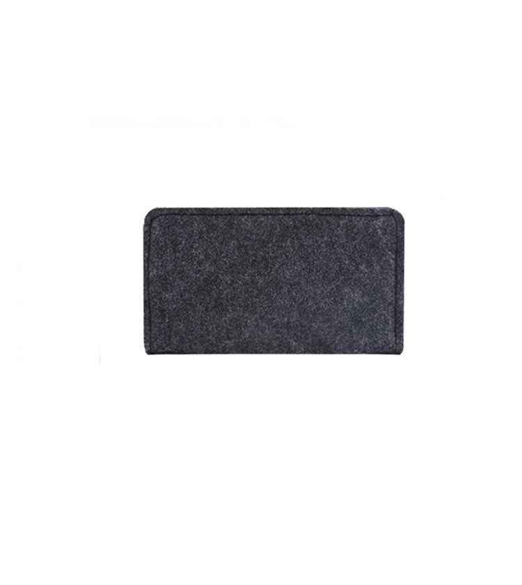 Eco Friendly Personalized Felt Card Holder